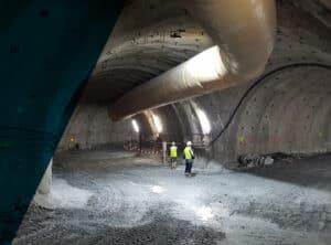tuneles y obras subetrráneas